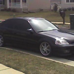 2000 civc coupe ex